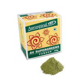 Питательная смесь AV SuperGreens фото