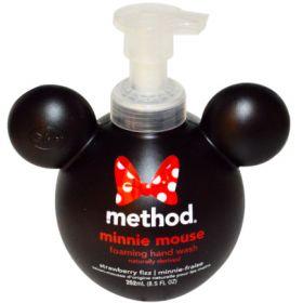 Мыло для рук с ароматом клубники Минни Маус фото