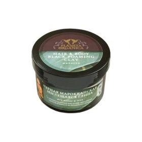 Чёрная марроканская глина для волос и тела PLANETA ORGANICA фото