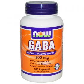 GABA Now Foods фото