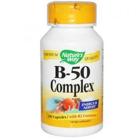 Комплекс витаминов группы B Nature's Way фото