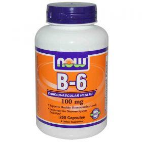 Витамин B6 Now Foods фото