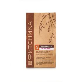 Биокраска для волос Красное дерево Фитоника фото
