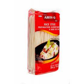 Рисовая лапша 5 мм Aroy-D фото