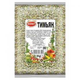Тимьян Bioset фото