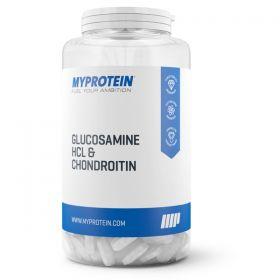 Глюкозамин и хондротин MYPROTEIN фото
