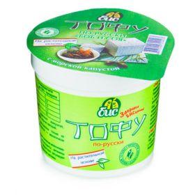 Тофу по-русски с морской капустой фото