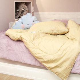Одеяло полутороспальное с конопляным наполнителем HEMPforLIFE фото