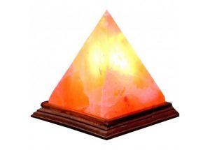 Солевая лампа Пирамида большая фото