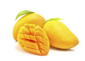 Манго жёлтый фото