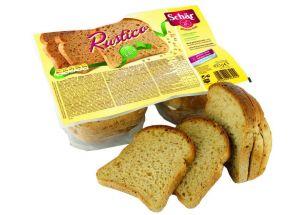 Хлеб многозерновой безглютеновый (Rustico) Dr.Schar фото