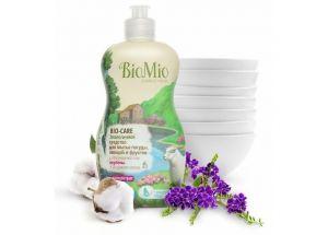 Средство для мытья посуды, овощей и фруктов BioMio фото