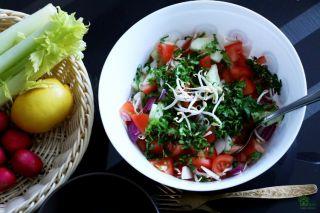 ростки маша, салат маша фото