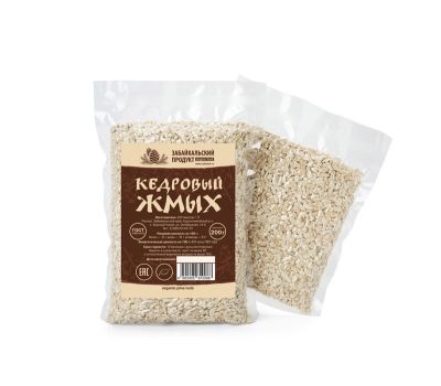 Жмых кедровый Забайкальский продукт фото