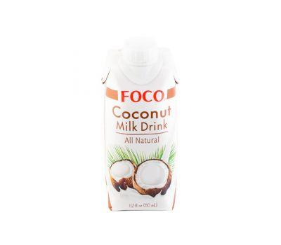 Кокосовый молочный напиток Foco фото