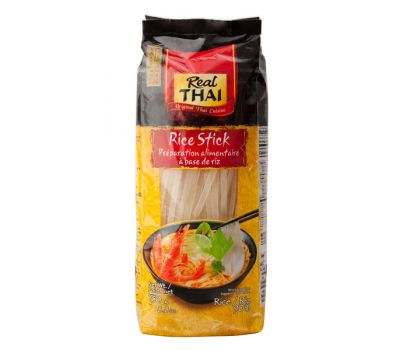 Рисовая лапша 10 мм Real Thai фото