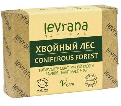 Мыло Хвойный лес Levrana фото