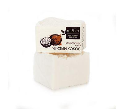 Хозяйственное мыло Чистый кокос фото