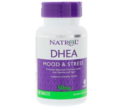DHEA Natrol фото
