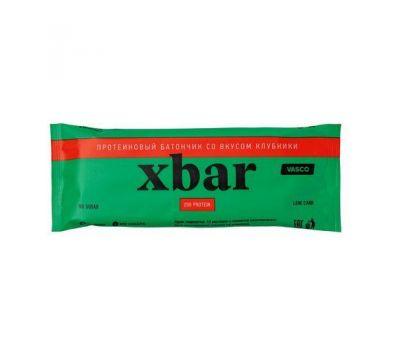Батончик протеиновый Xbar Клубника фото
