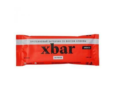 Батончик протеиновый Xbar Клюква фото