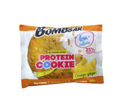 Печенье протеиновое Апельсин имбирь фото