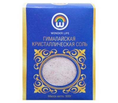 Гималайская розовая соль мелкая фото