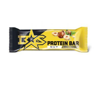 Батончик протеиновый Protein Bar Орех фото