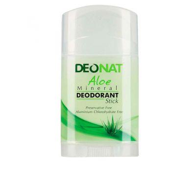 Дезодорант-кристалл с алое вывинчивающийся Deonat фото