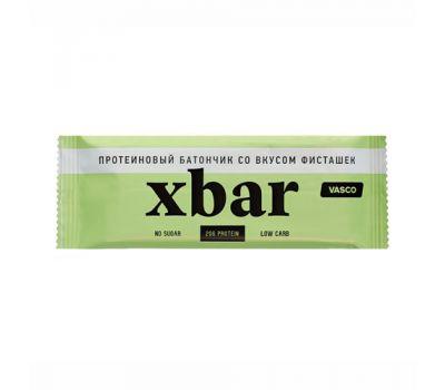 Батончик протеиновый Xbar Фисташка  фото1