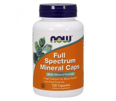 Полный спектр минералов Now Foods фото