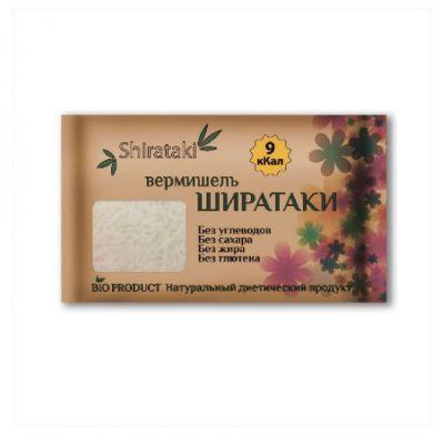 """Вермишель Ширатаки """"паутинка"""" фото2"""