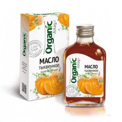 масло тыквенных семечек Organic фото
