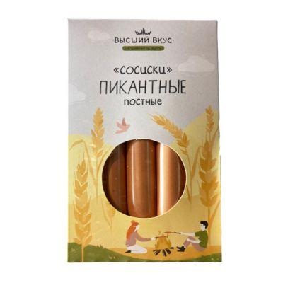 Сосиски пшеничные Пикантные фото