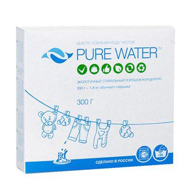 Стиральный порошок Pure Water фото