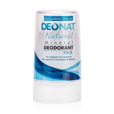 Дезодорант-кристалл чистый Деонат фото